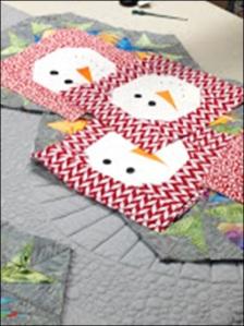 Candi's snowmen